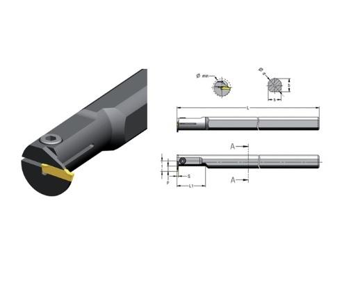 Boorstang interne koeling CG | DKMTools - DKM Tools