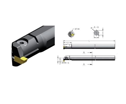 Boorstang P CG | DKMTools - DKM Tools