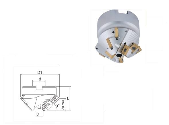 Fasenfrees APKT 10 | DKMTools - DKM Tools