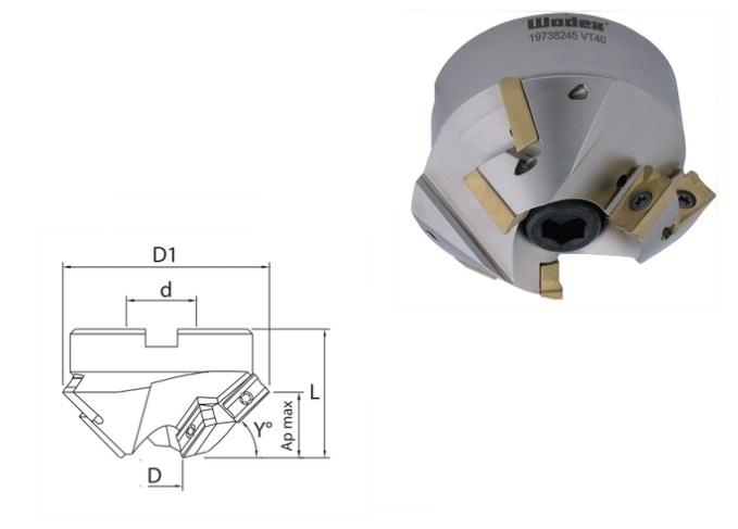 Fasenfrees APKT 16 | DKMTools - DKM Tools