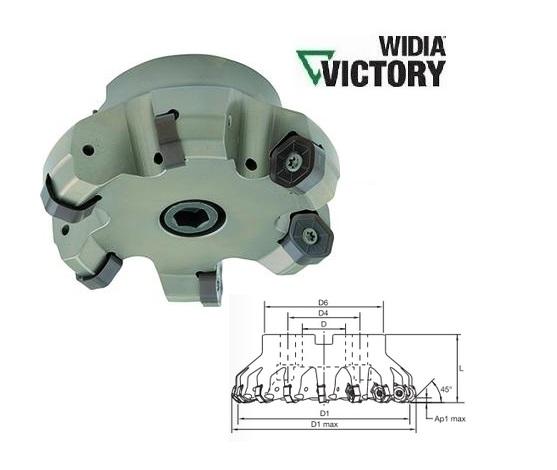 Vlakfrees M 1200 | DKMTools - DKM Tools