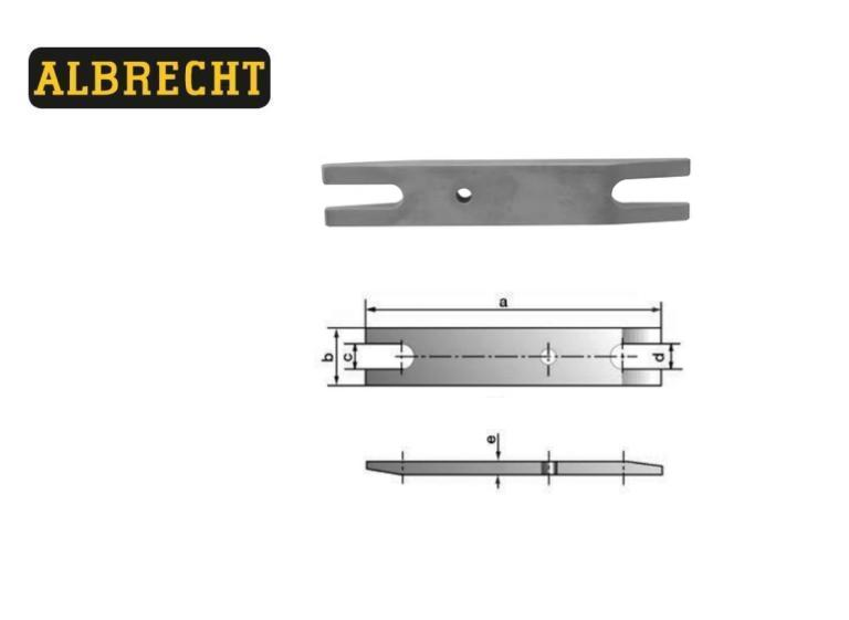 Albrecht Afdrukvorken ADG | DKMTools - DKM Tools