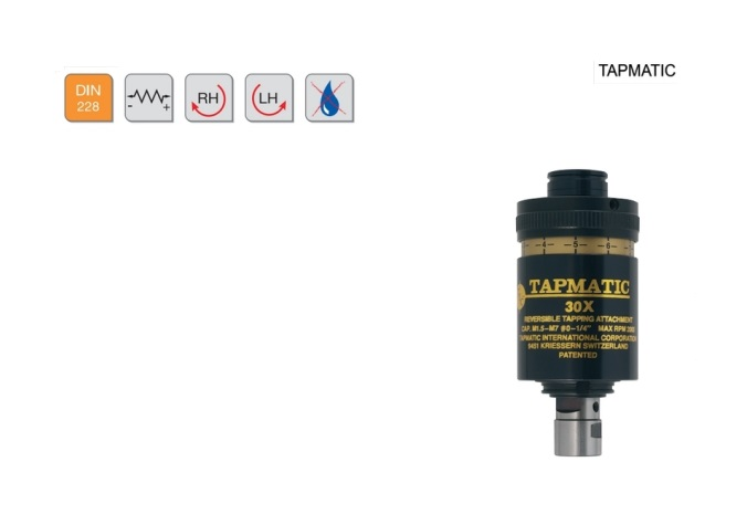 Tapmatic Draadsnij apparaten | DKMTools - DKM Tools