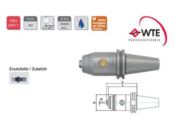 WTE CNC boorhouders A   DKMTools - DKM Tools