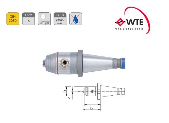 Snelspan Boorhouder WTE   DKMTools - DKM Tools