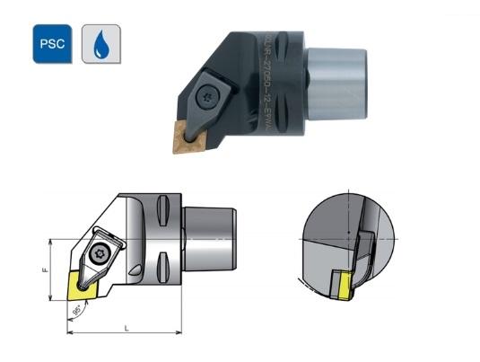 PSC Klemdraaihouder DCLN | DKMTools - DKM Tools