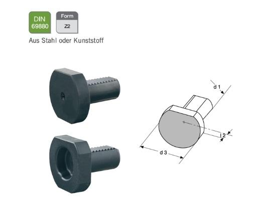 DIN 69880 Afdichtstoppen Z2   DKMTools - DKM Tools