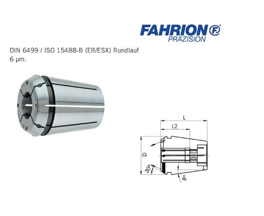Spantang GER DD DIN ISO 15488 B DIN 6499 ER ESX | DKMTools - DKM Tools