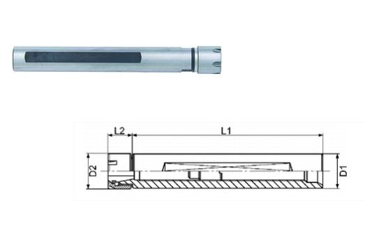 Spantang houder ER   DKMTools - DKM Tools