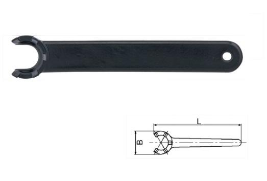 Spantangsleutel voor mini spanmoer ER | DKMTools - DKM Tools