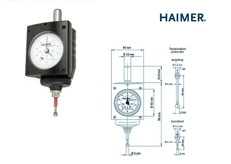HAIMER 3D taster Zero Master   DKMTools - DKM Tools