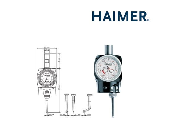 HAIMER Centreerapparaat centro   DKMTools - DKM Tools