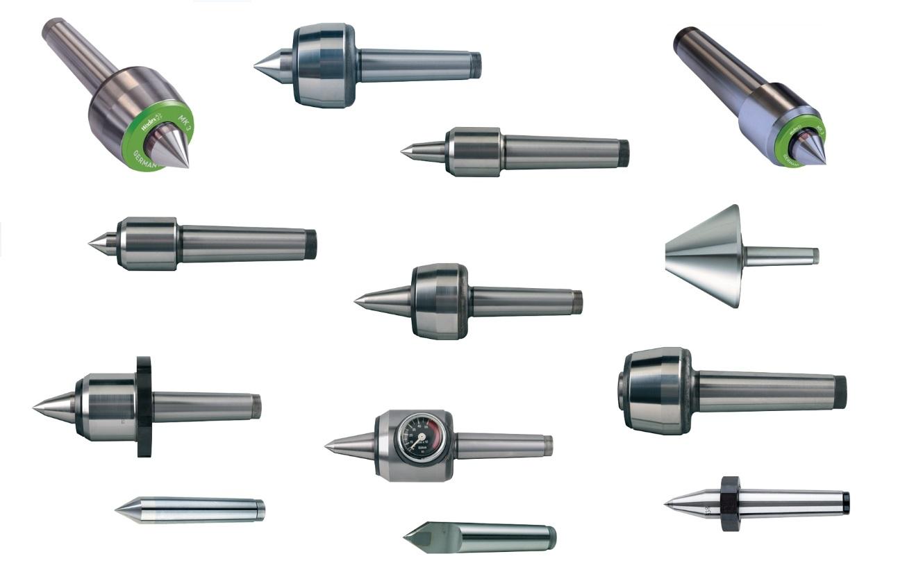 Draaibank centers | DKMTools - DKM Tools