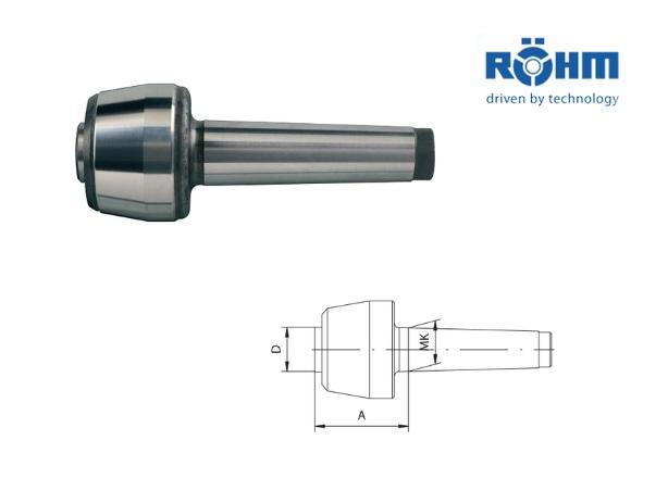 Rohm meedraaiend center 60 gradenVL type 614 | DKMTools - DKM Tools