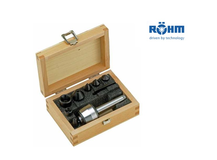 Rohm meedraaiend center sets 614 | DKMTools - DKM Tools