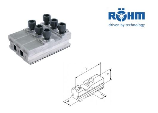 Rohm 3 bekkenset DURO T | DKMTools - DKM Tools