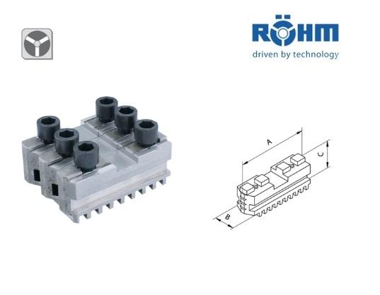 Rohm Basisbekken set 3 delig | DKMTools - DKM Tools