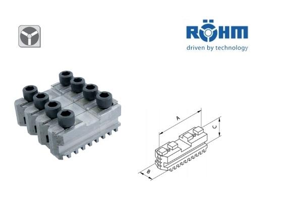 Rohm Basisbekken set 4 delig | DKMTools - DKM Tools