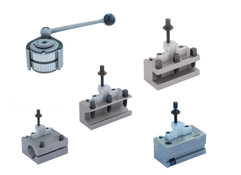 Snelwissel gereedschaphouders | DKMTools - DKM Tools