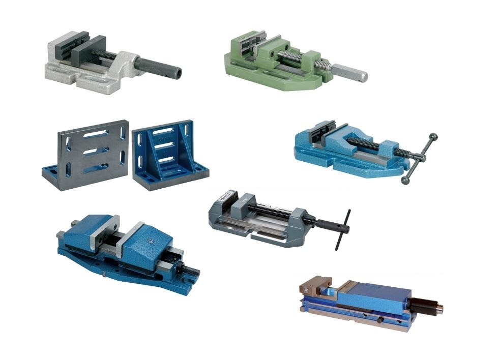 Machineklemmen en Boorklemmen | DKMTools - DKM Tools