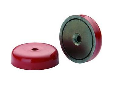 Platte potmagneet AIniCo 500   DKMTools - DKM Tools