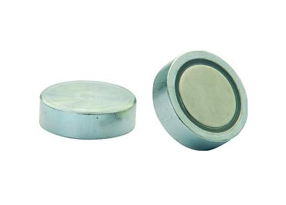 Platte grijpermagneet neodymium | DKMTools - DKM Tools