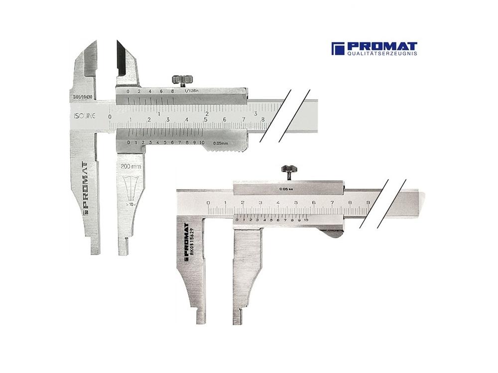Werkplaatsschuifmaten Promat | DKMTools - DKM Tools