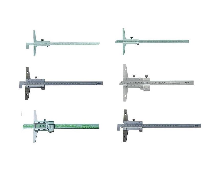 Diepteschuifmaten | DKMTools - DKM Tools