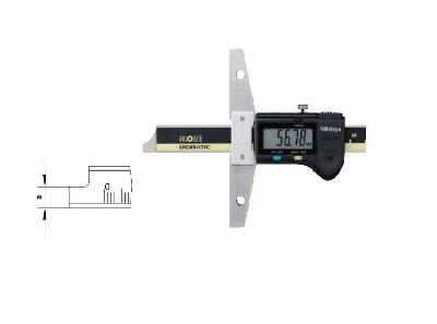 Digitale Diepteschuifmaat Mitutoyo 571 | DKMTools - DKM Tools