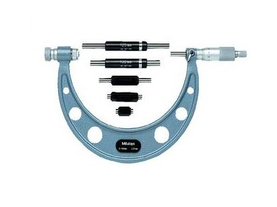 Buitenschroefmaat Mitutoyo 104   DKMTools - DKM Tools