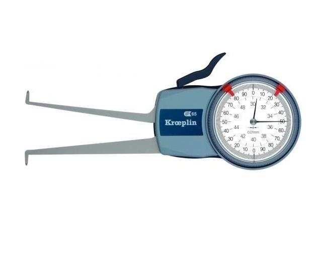 Kroeplin Quicktest binnenmeter mechanisch | DKMTools - DKM Tools