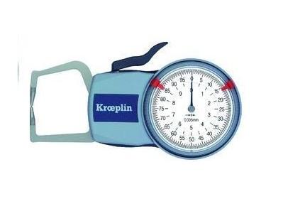 Kroeplin Quicktest Buitenmeter mechanisch | DKMTools - DKM Tools