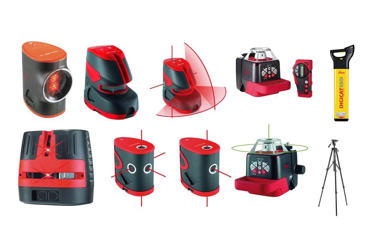 Leica Lasers | DKMTools - DKM Tools