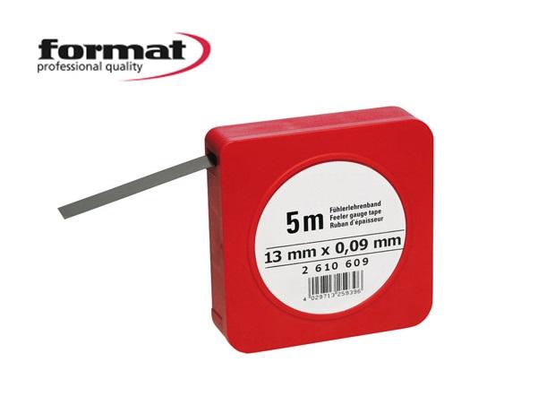 Precisie voelerband 5m Format | DKMTools - DKM Tools