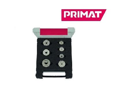 Draadringkaliber set 7 pc 6g M3 M12 DIN 13 | DKMTools - DKM Tools