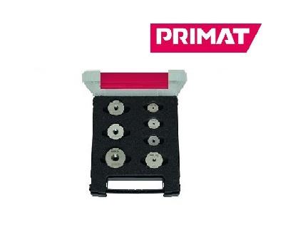 Draadringkaliber set 7 pc 6g M3 M12 DIN 13 Glad | DKMTools - DKM Tools