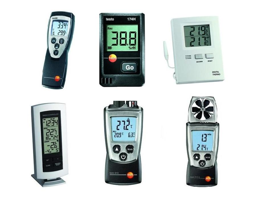 Temperatuurmeters | DKMTools - DKM Tools