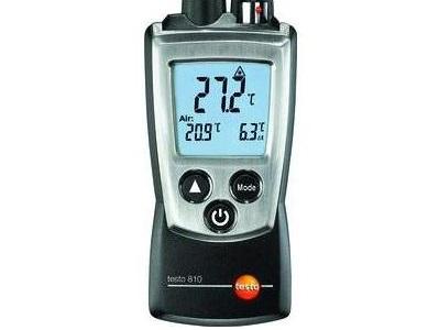 Testo 810 infrarood thermometer | DKMTools - DKM Tools