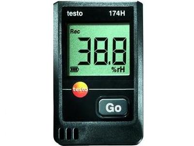 Testo temperatuurdatalogger | DKMTools - DKM Tools