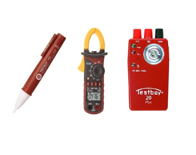 Testboy Meetapparatuur | DKMTools - DKM Tools