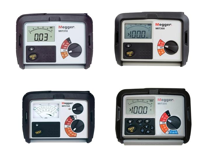 Megger MIT300. Isolatieweerstandsmeters   DKMTools - DKM Tools