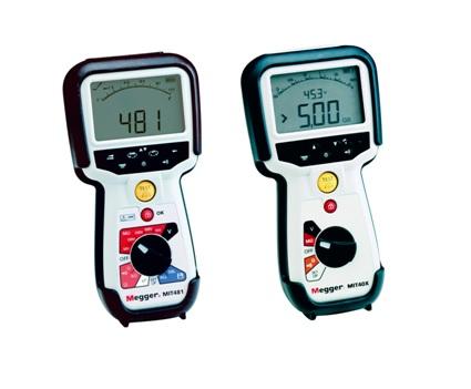 Megger MIT400. Isolatieweerstandsmeters   DKMTools - DKM Tools