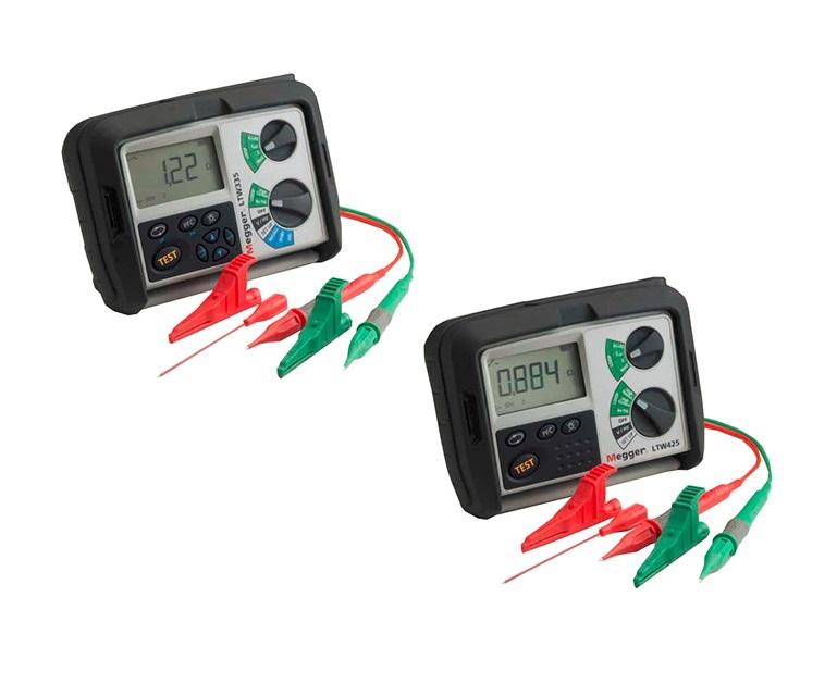 Megger LTW. Circuitweerstandtesters   DKMTools - DKM Tools