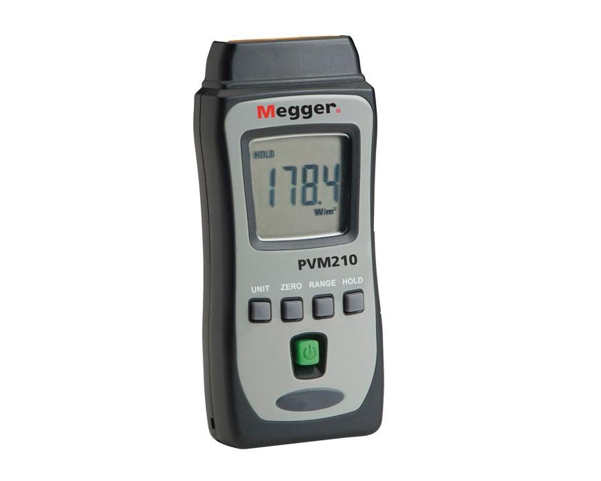 Megger PVM210. Stralingsmeter   DKMTools - DKM Tools