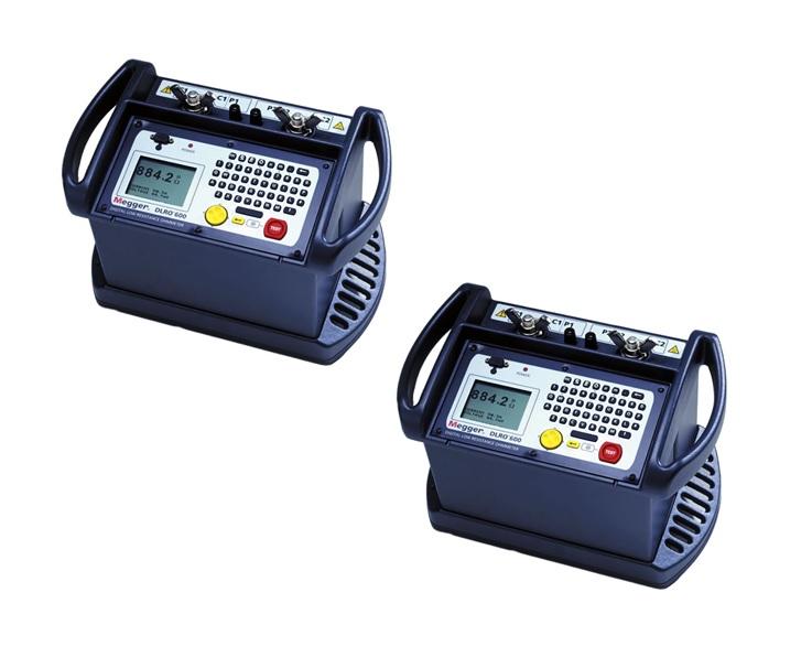 Megger DLRO600. Lage weerstandohmmeter 600A   DKMTools - DKM Tools