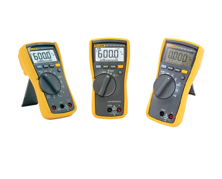Fluke Multimeters 110 serie | DKMTools - DKM Tools
