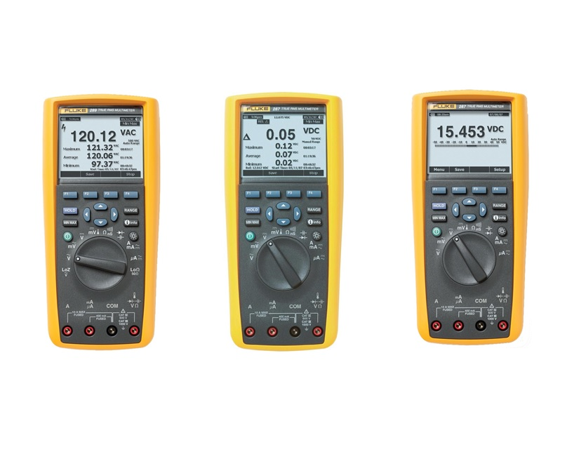Fluke Multimeters 200 serie | DKMTools - DKM Tools