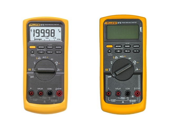 Fluke Multimeters 80 serie | DKMTools - DKM Tools