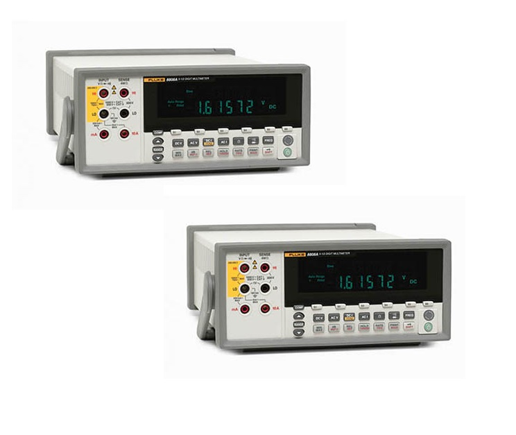Fluke Bench Multimeters | DKMTools - DKM Tools