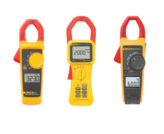 Fluke Clamp Meters | DKMTools - DKM Tools